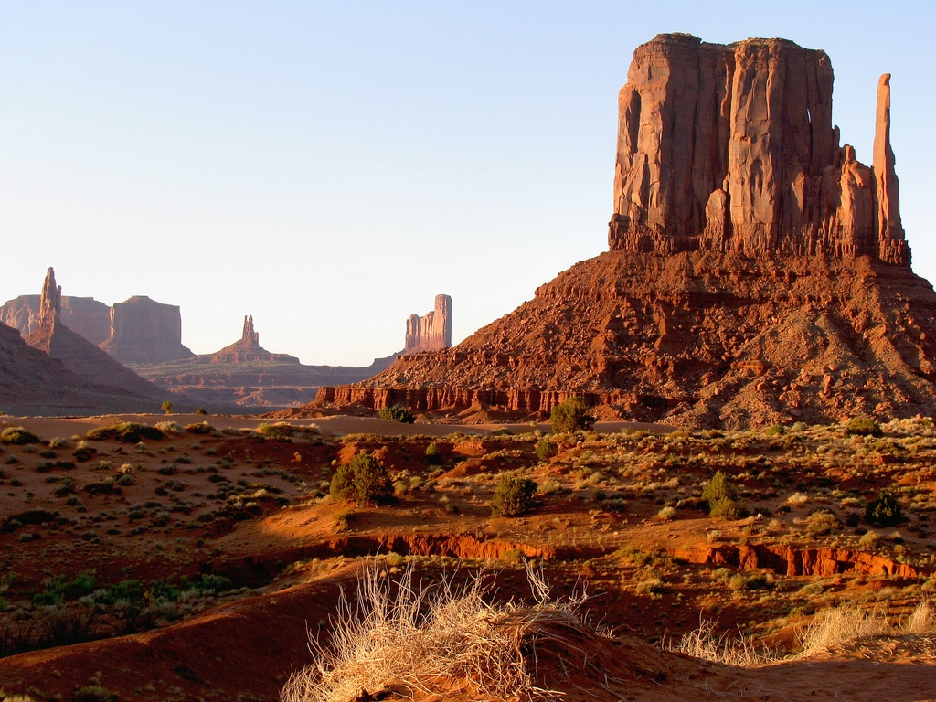 séjour linguistique usa arizona monument valley